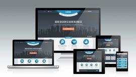 Mobil Uyumlu Responsive Web Sitesi Tasarımı