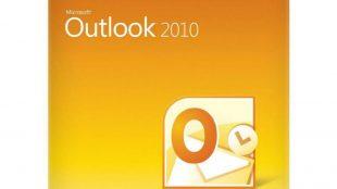 Office Outlook 2010 E-Posta Yedekleme